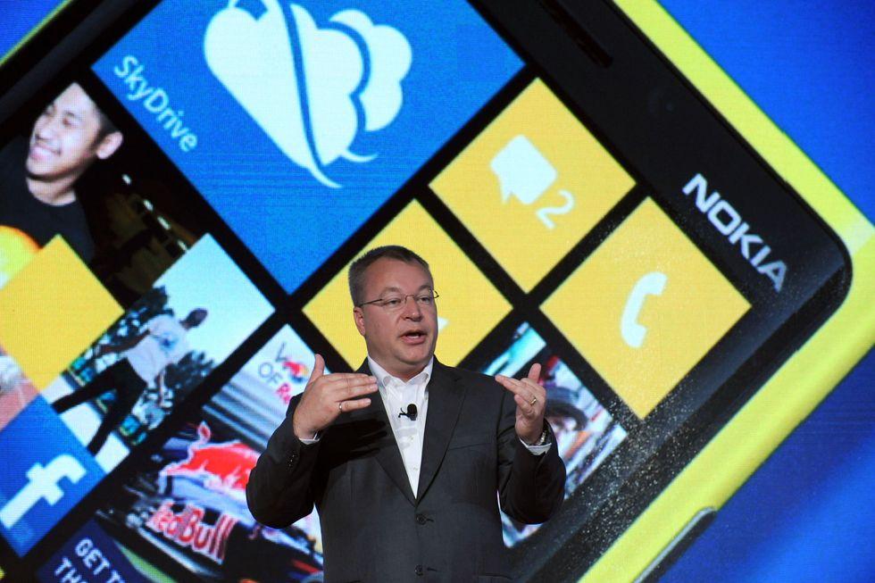 Nokia, la grande scommessa su Windows 8
