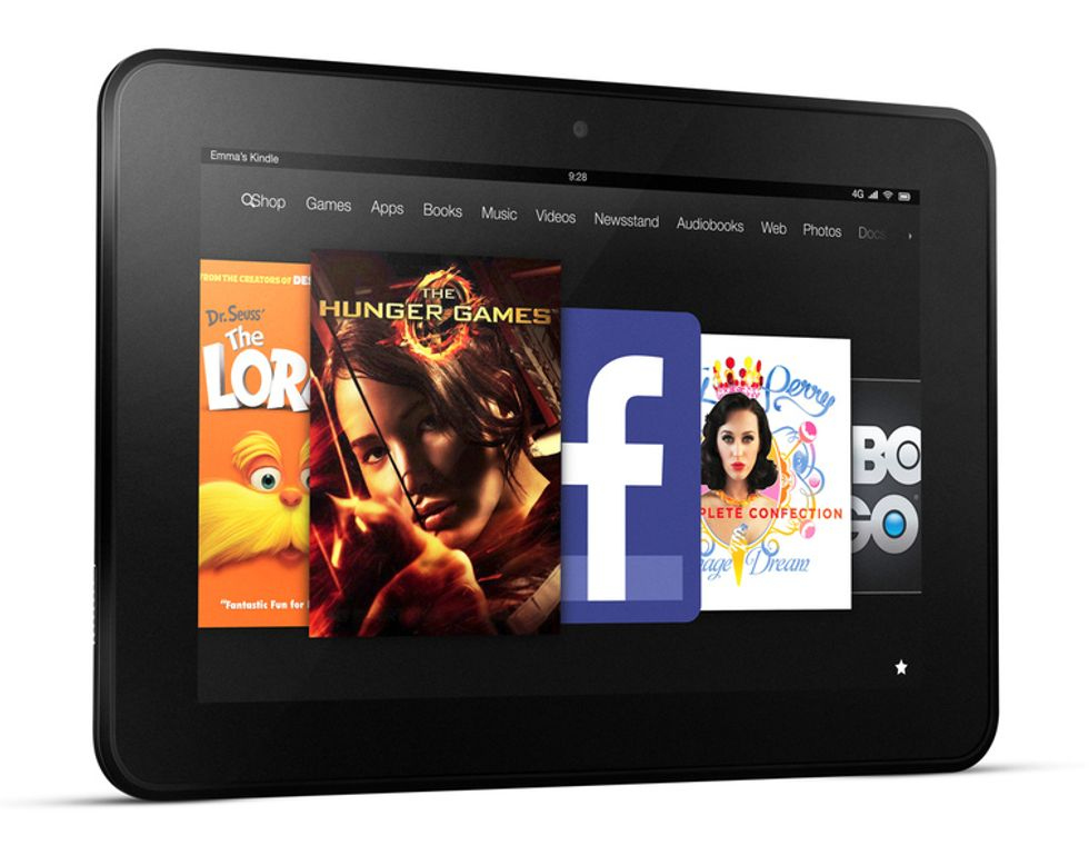 Nuovi Kindle Fire: Amazon si fa in tre per battere l'iPad