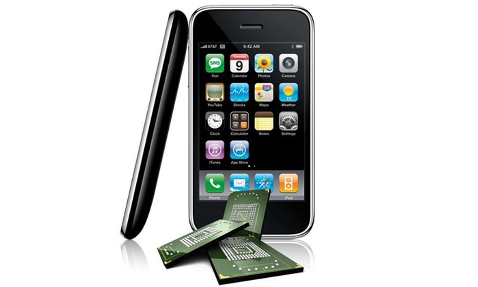 Il nuovo iPhone 5 farà a meno delle memorie di Samsung