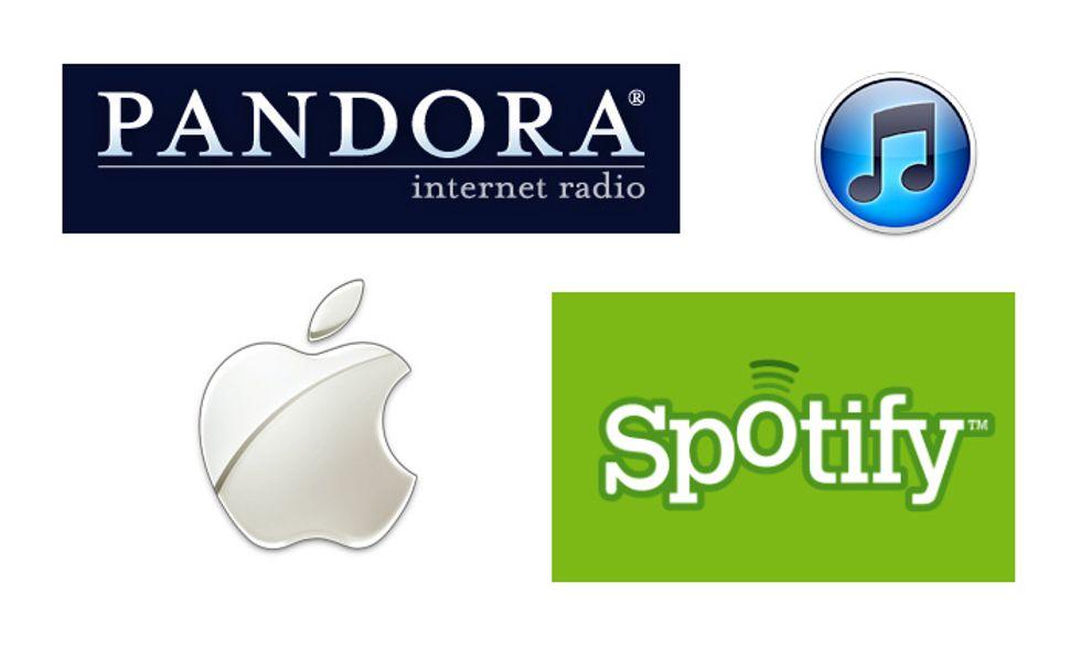 Spotify nel browser, Apple sfida Pandora?