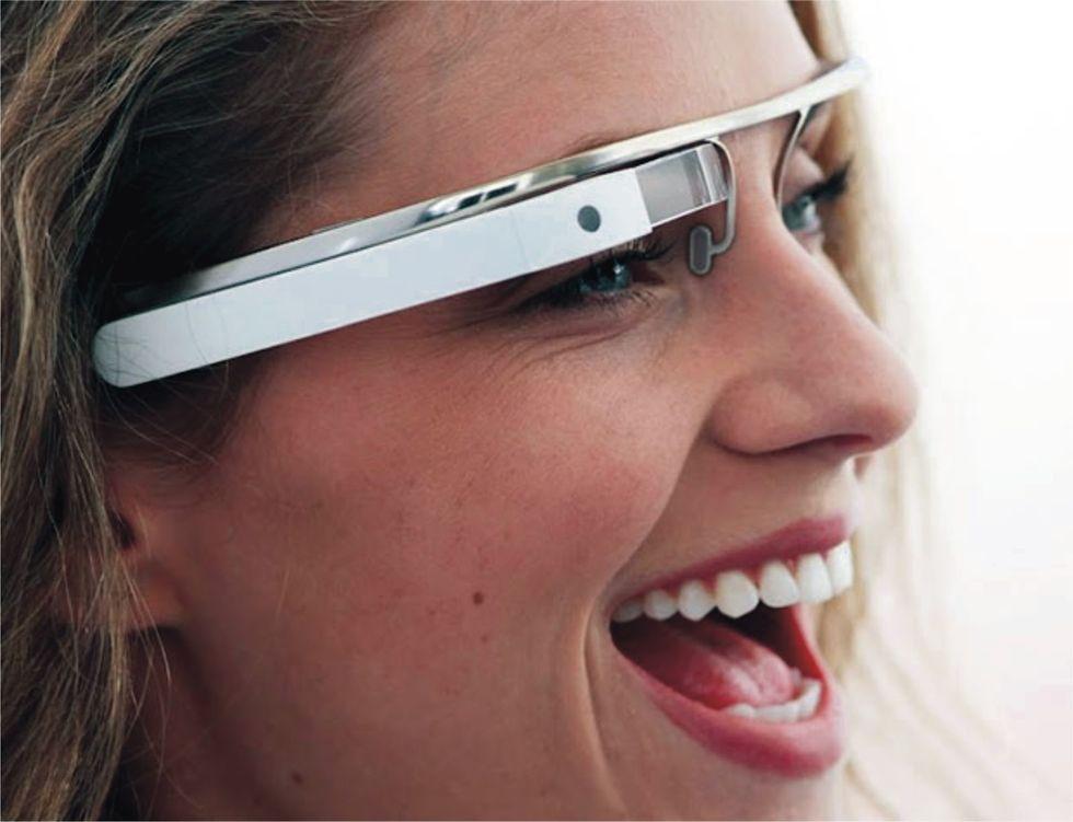 Gli occhiali di Google saranno (anche) di moda