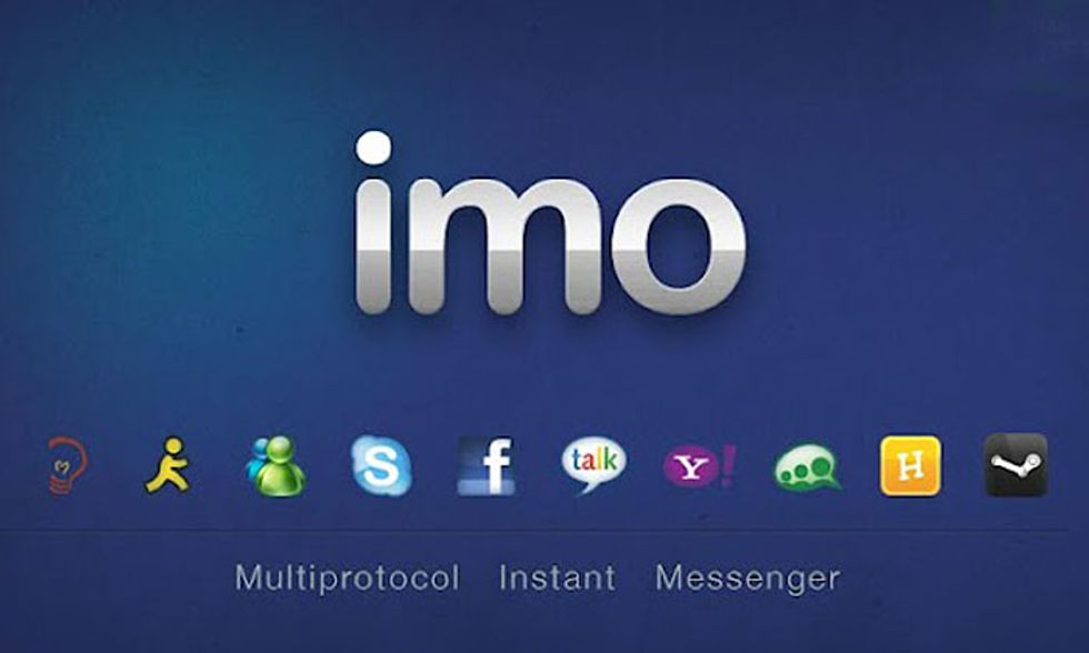 Le migliori applicazioni per Android: imo instant messenger