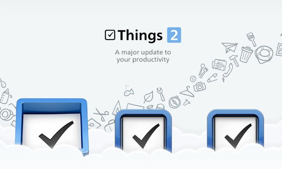 Le migliori applicazioni per iPad: Things