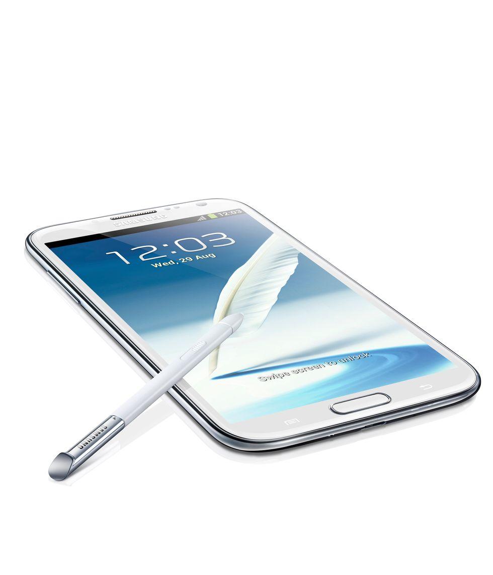 Samsung Galaxy Note 2, l'importante è esagerare