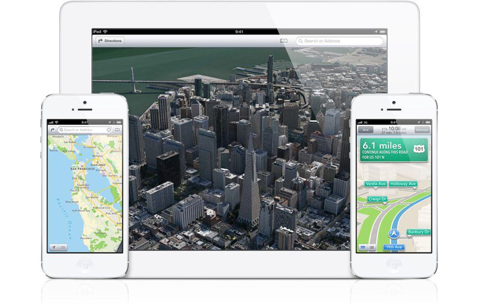 Apple contro Google: chi vincerà la guerra delle mappe?