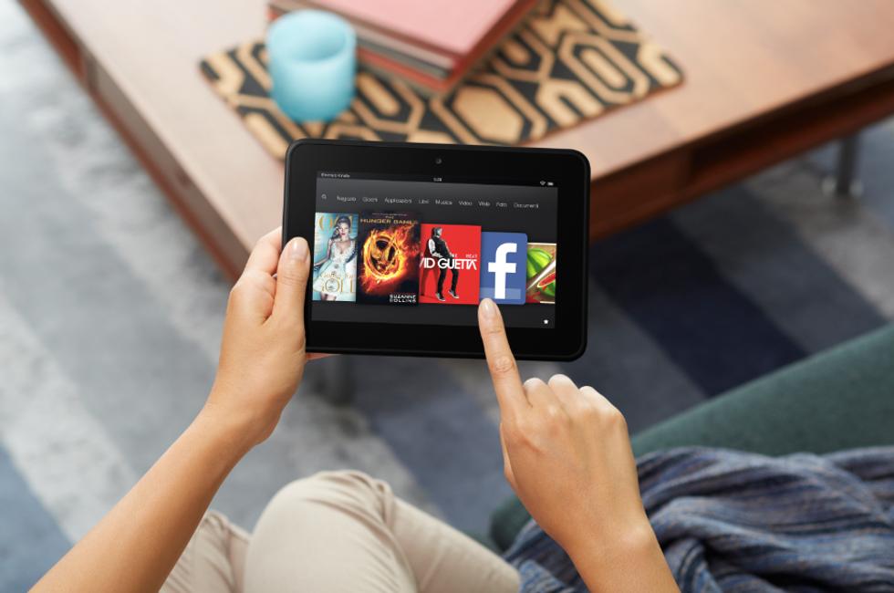 Il Kindle Fire HD non è l'iPad, ma è sulla buona strada