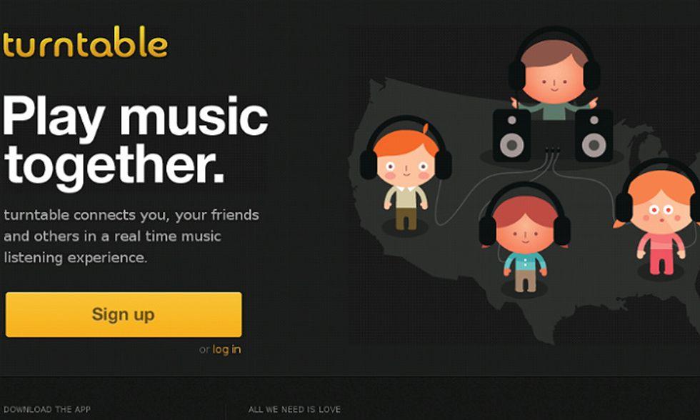 """Turntable.fm, quando il """"social listening"""" è un fiasco"""