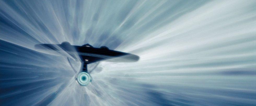 La NASA copia Star Trek, vuole un propulsore warp