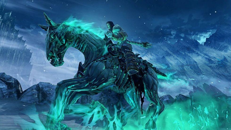 Darksiders II, è tempo di Morte – Recensione