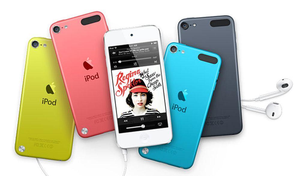 iPod touch e iPod nano: i nuovi modelli
