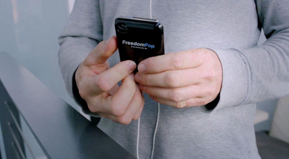 FreedomPop, come trasformare un iPod in un iPhone