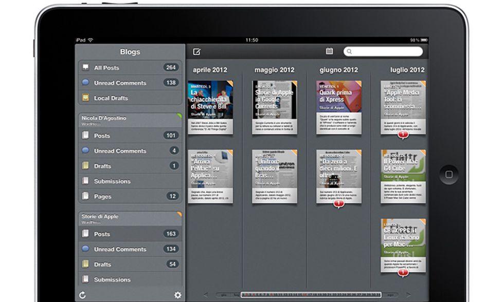 Le migliori applicazioni per iPad: Posts