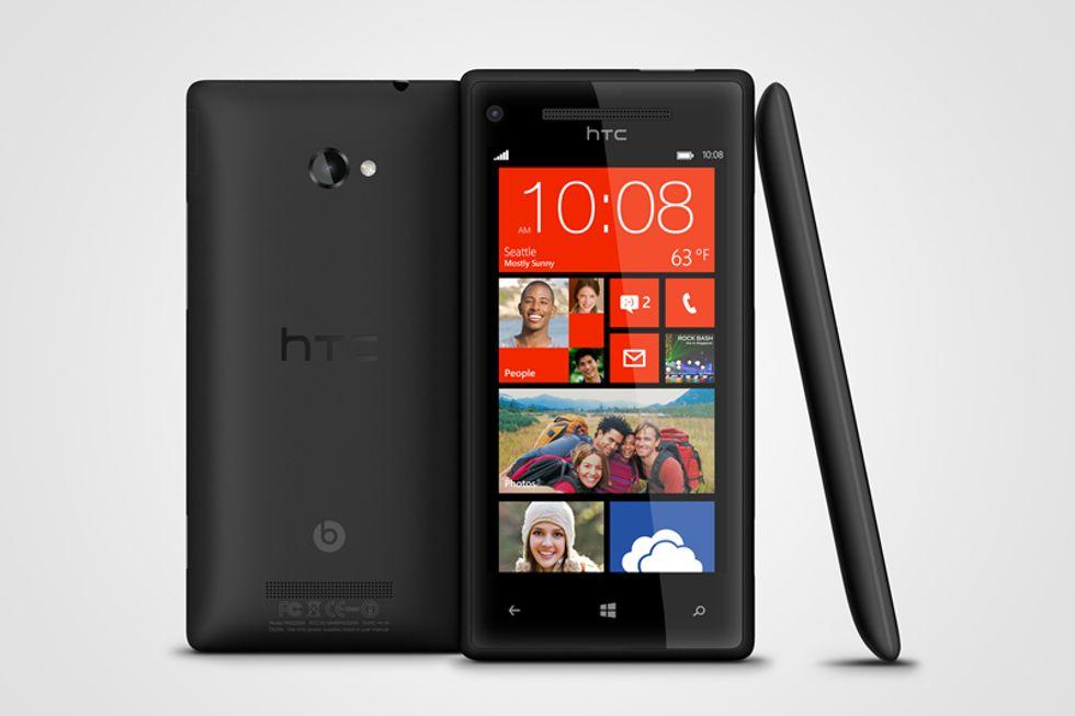 Htc 8X e 8S, Windows Phone a forza 8