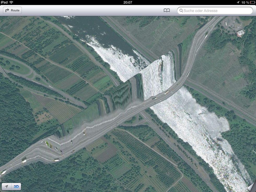 Le mappe di Apple sono piene di errori, lo dicono gli utenti