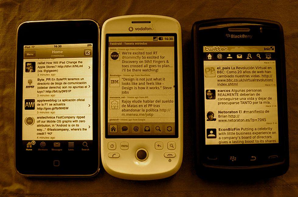 La storia dei tweet fantasma: ecco come il social web scompare