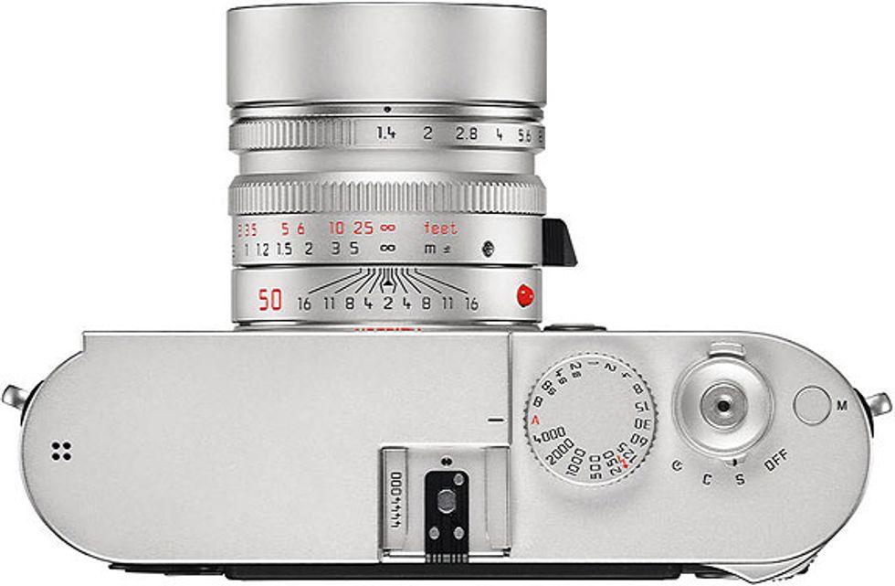 Leica M, le immagini