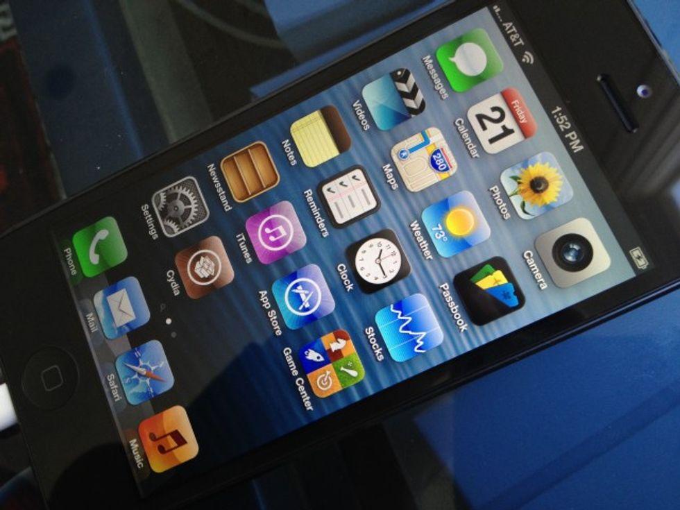 L'iPhone 5 è già preda degli hacker