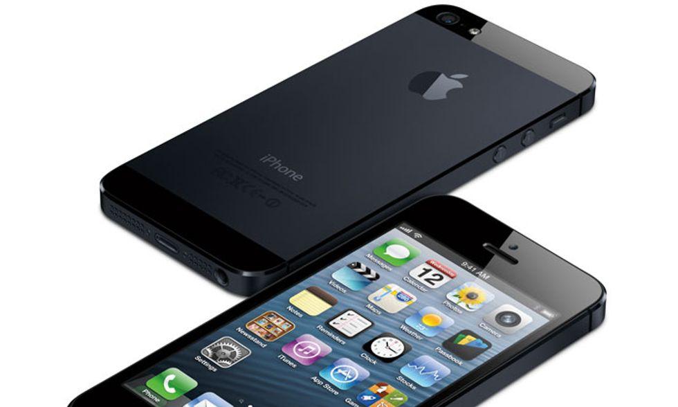 iPhone 5: Apple a quota cinque milioni