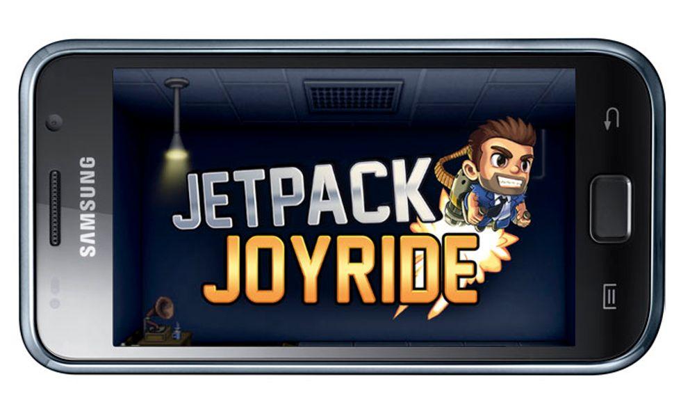 Le migliori applicazioni per Android: Jetpack Joyride