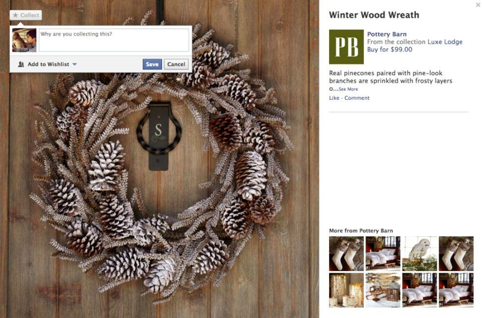 Facebook Collections, anche Zuckerberg copia Pinterest