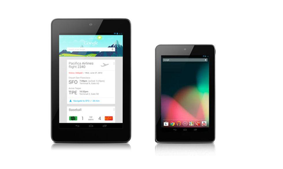 Google lancerà un tablet da 10 pollici, con Samsung