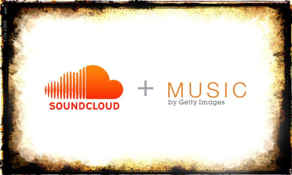 SoundCloud: accordo con Getty Images per il licensing