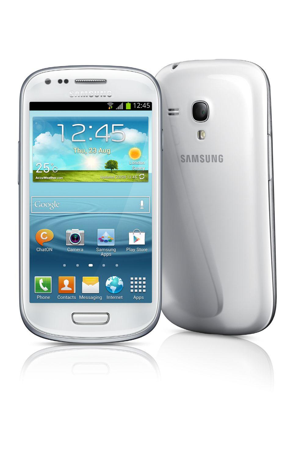 Samsung Galaxy S3 mini, un downgrade che convince