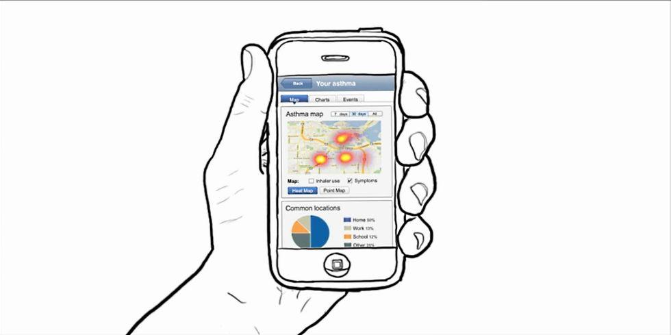 Salute 2.0: in futuro il tuo smartphone potrebbe farti da medico