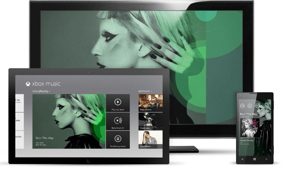 Xbox Music: Microsoft sfida iTunes (e Spotify)