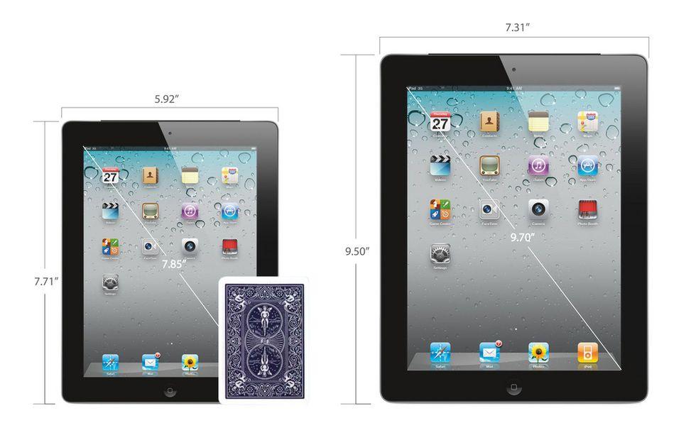 iPad Mini, preparatevi per il 17 di ottobre
