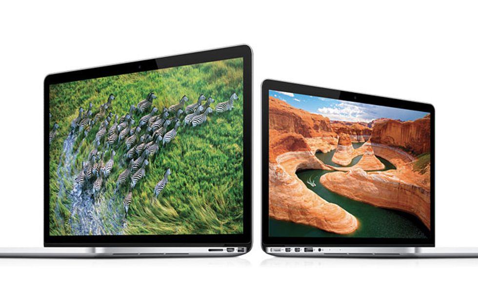 """MacBook Pro 13"""" con schermo Retina: ecco come cambiano i portatili di Apple"""