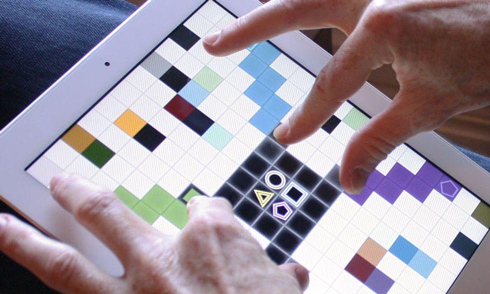 Le migliori applicazioni per iPad: Finger Tied