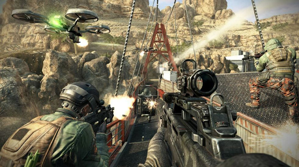Call of Duty: Black Ops II – Intervista a Jay Puryear