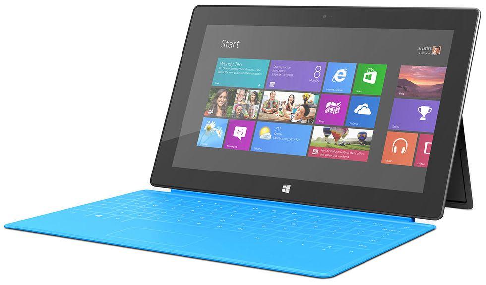 Con Windows 8 il touch arriva su tutti i computer