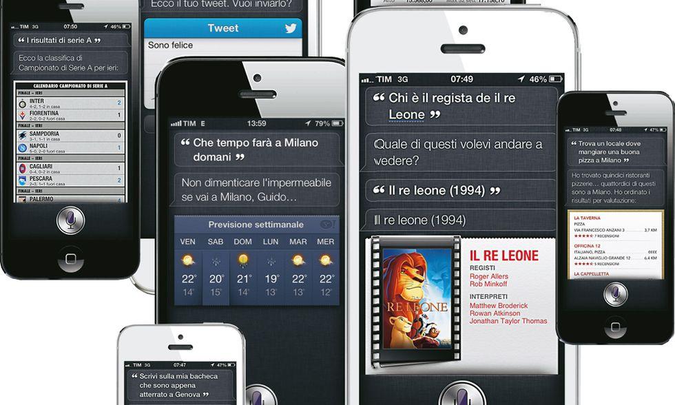 iPhone 5: Siri, l'assistente vocale alla prova