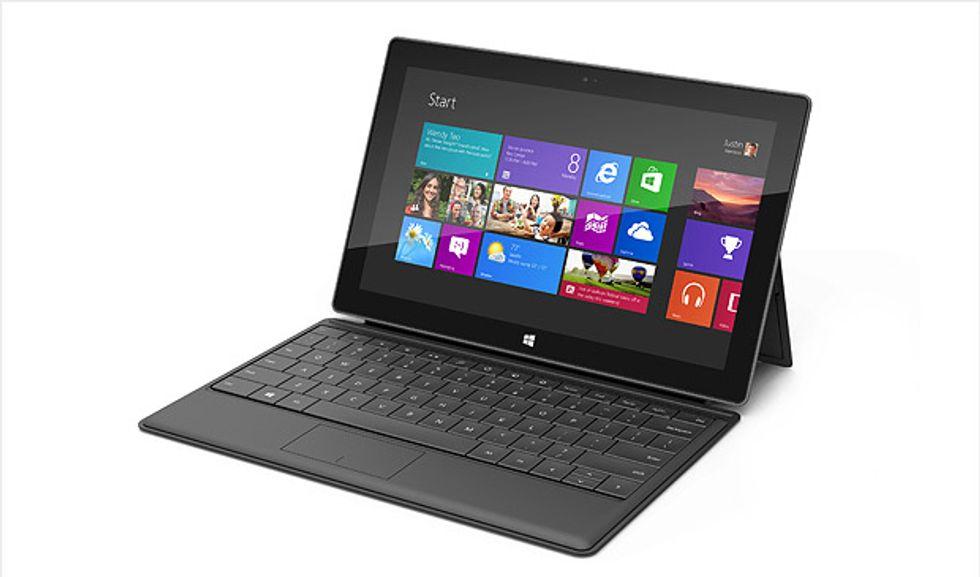 Da Surface a Samsung: ecco quanto costano i nuovi tablet ibridi con Windows 8