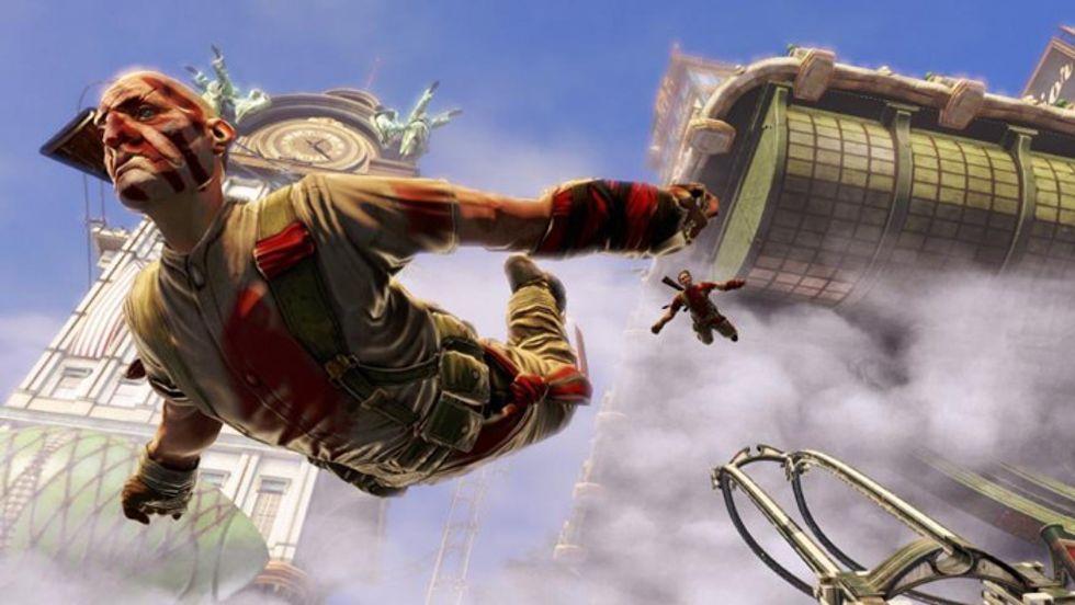 BioShock Infinite, il nuovo trailer è uno spettacolo