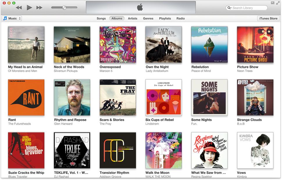 Apple rinvia l'uscita di iTunes 11 a novembre