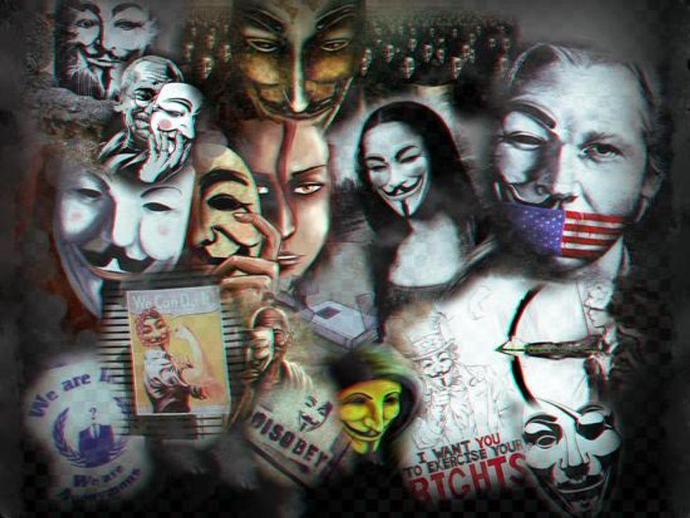 Anonymous ha colpito Telecom Italia?