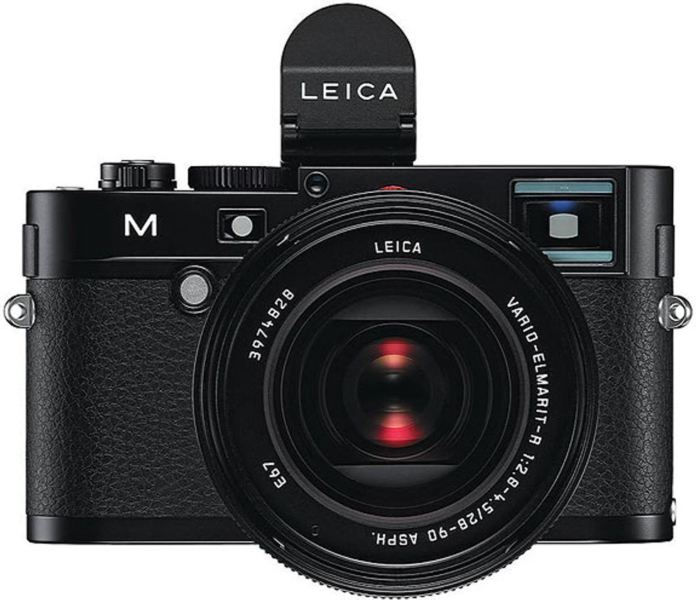 "Leica M, la full-frame che fa ""scandalo"""