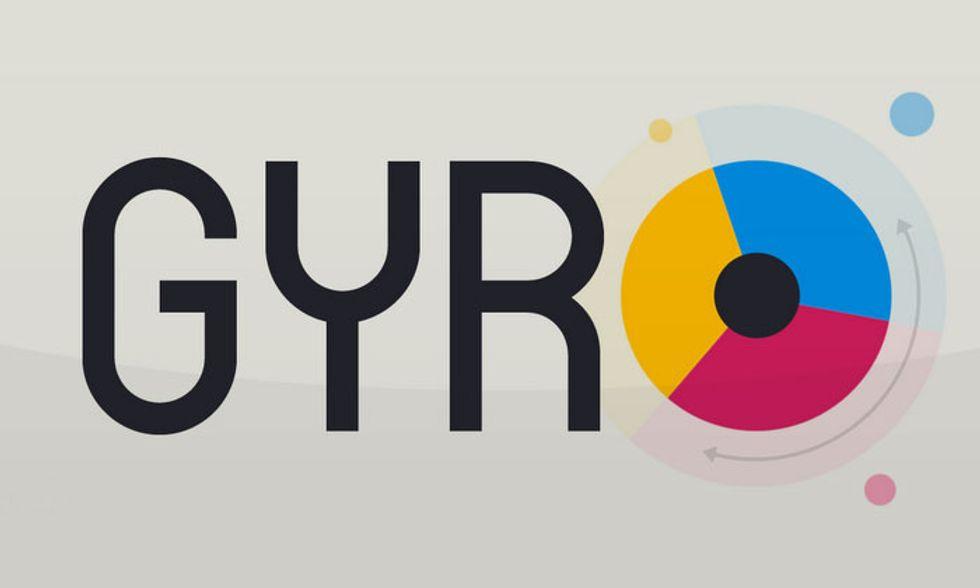 Le migliori applicazioni per Android: Gyro