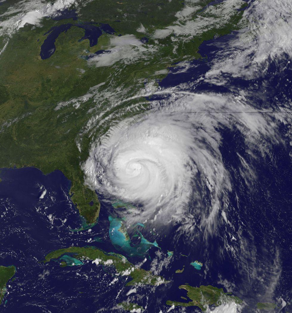 Uragano Sandy, ecco perché il Web è a rischio