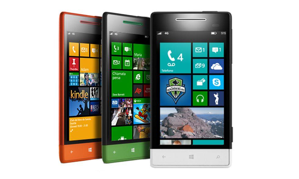 Windows Phone 8 è qui. Ora dateci anche il Surface degli smartphone