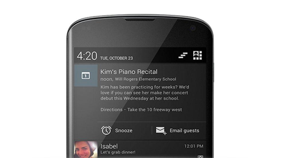 Android 4.2, aggiornamento vero o ritocchino?