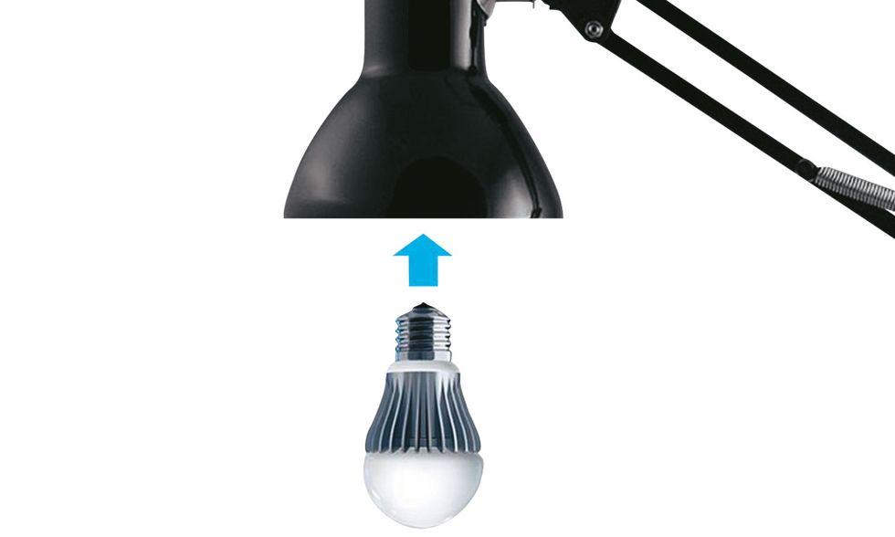 La lampadina intelligente ai tempi del web