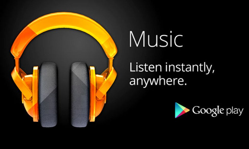 Google Play Music in Italia: ecco l'app per Android