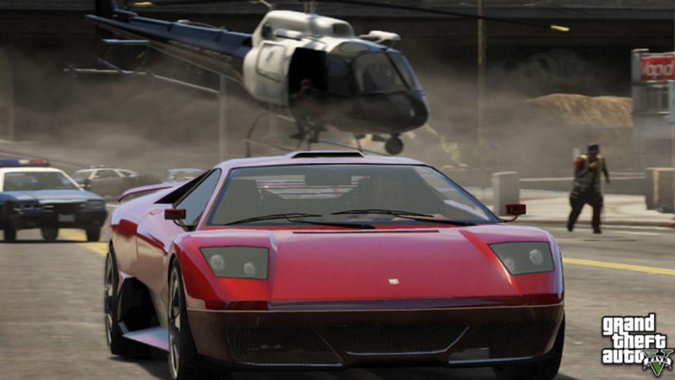 Grand Theft Auto V, il secondo trailer svela nuovi dettagli del gioco