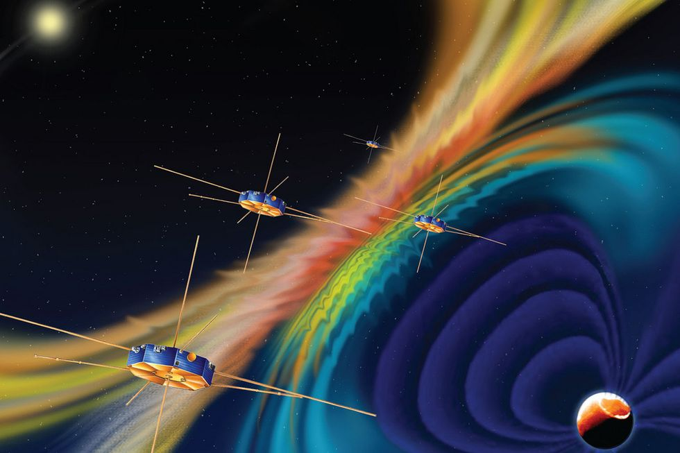 Internet interstellare e teletrasporto quantistico: il futuro non è mai stato così vicino