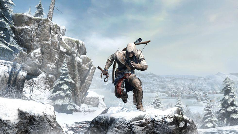 Assassin's Creed III, un nuovo inizio per la saga - Recensione
