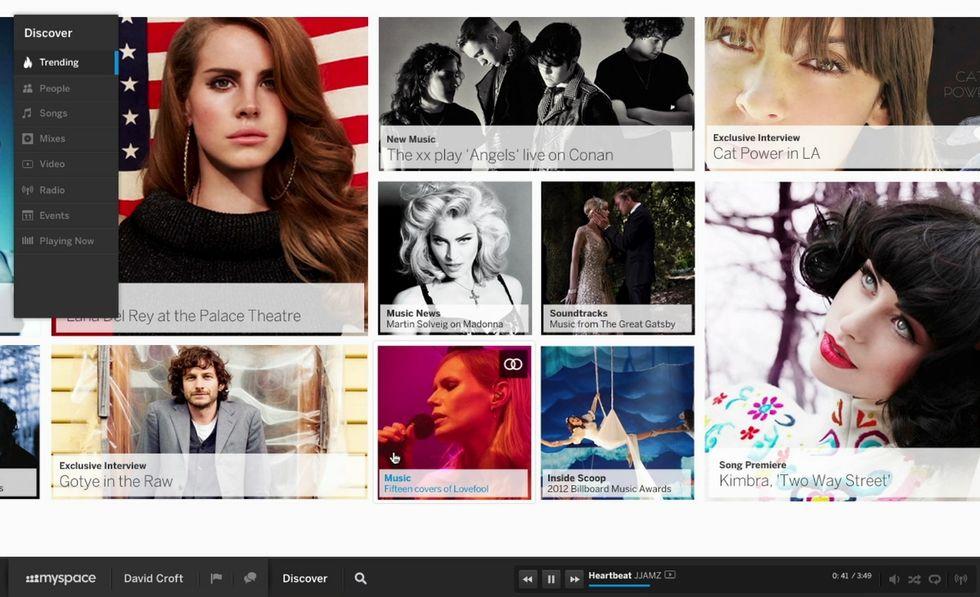 Il nuovo MySpace potrebbe battere Spotify. Ecco perché
